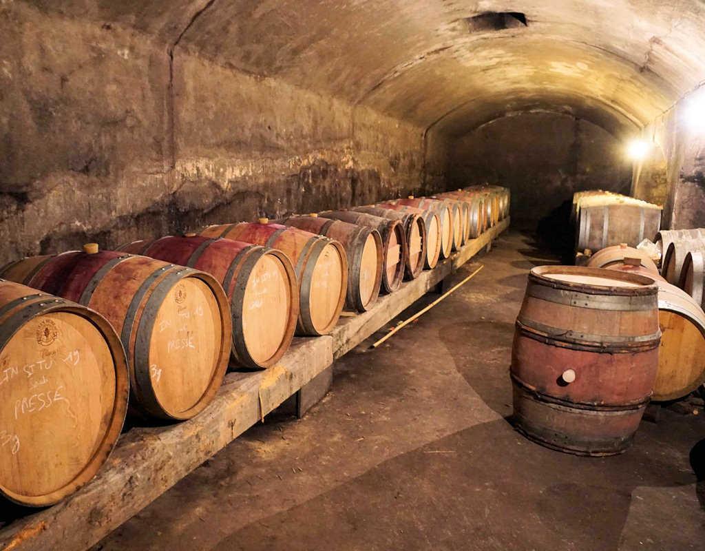 Cave viticole proche de Béziers
